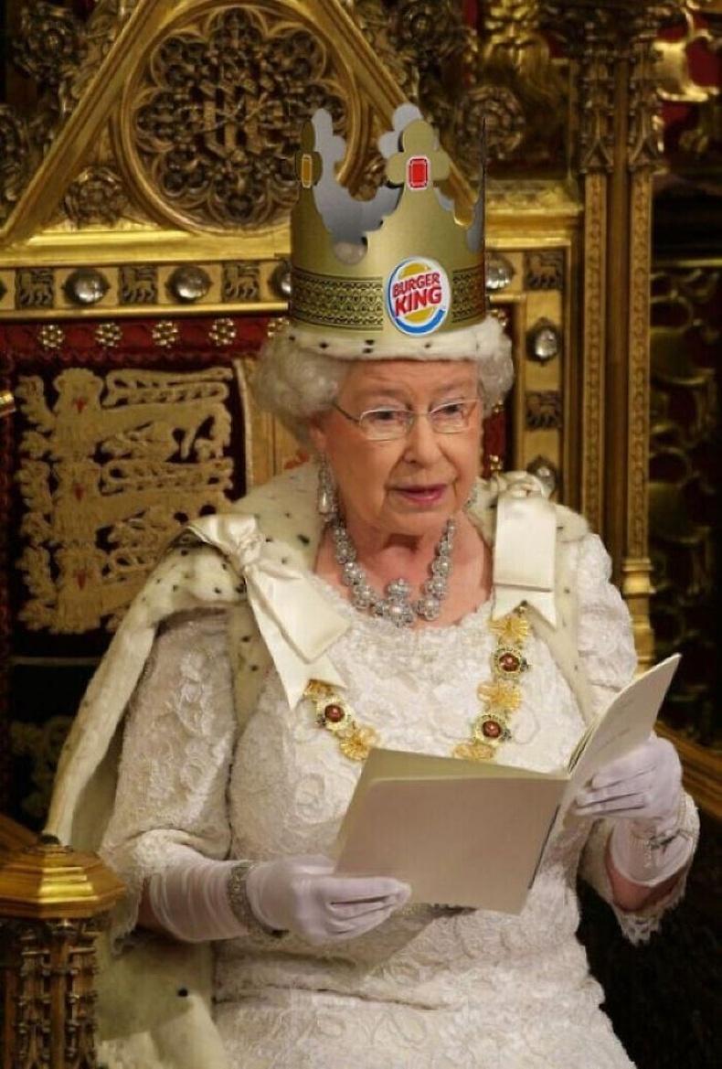 Бургерийн хатан хаан