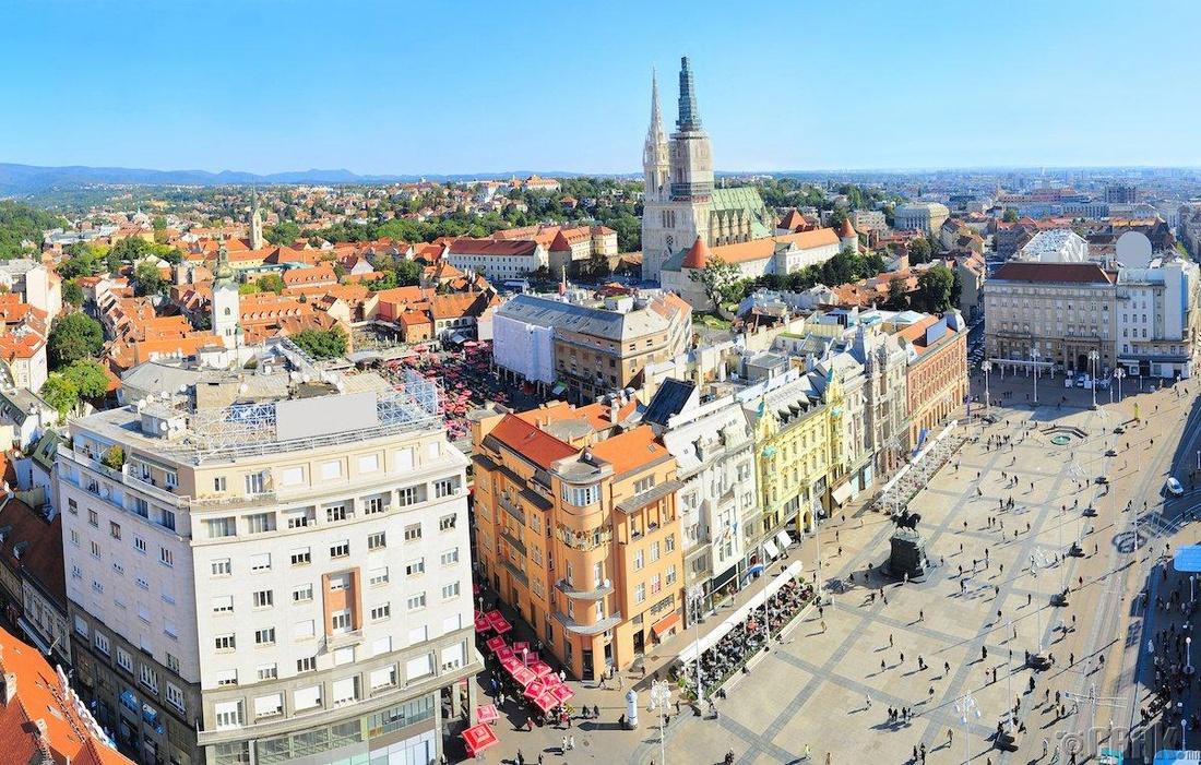 Загреб, Хорват - 145.25 доллар