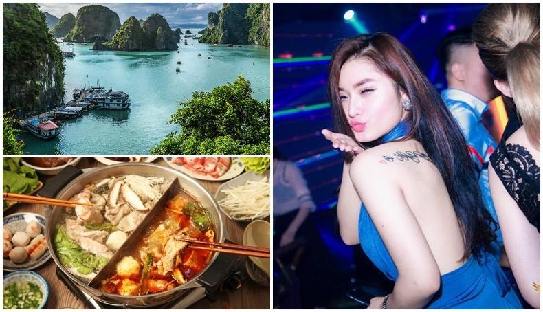 Нарлаг Вьетнам улсыг зорих 5 шалтгаан