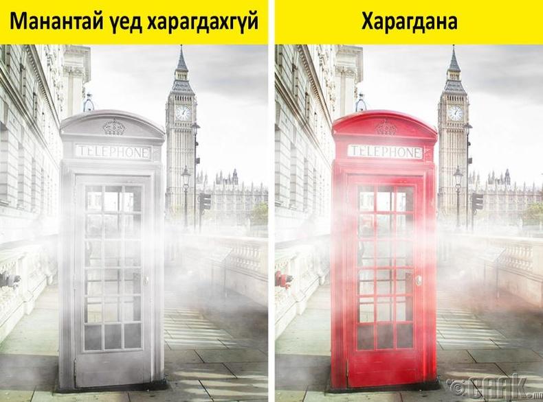 Лондонд яагаад улаан өнгийн утасны бүхээг байдаг вэ?