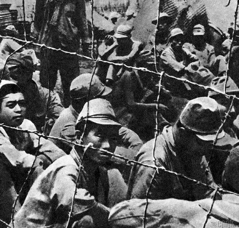 Японы хорих лагерь - Албадан хөдөлмөр ба үхэл