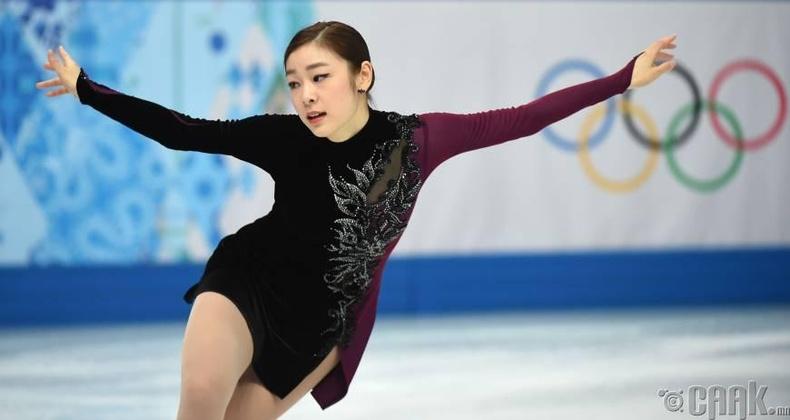 Ким Ю На (Kim Yuna)