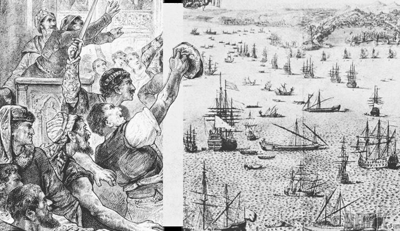 XII зууны Генуягийн хот улс