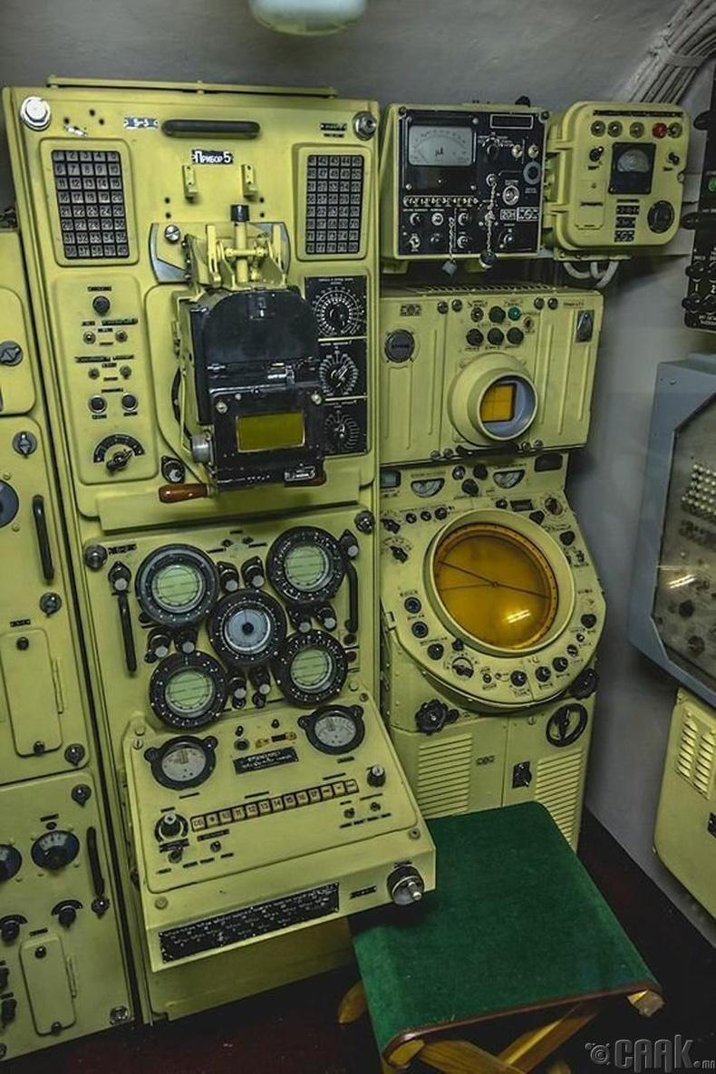 «Новосибирский комсомолец» Б-396  шумбагч