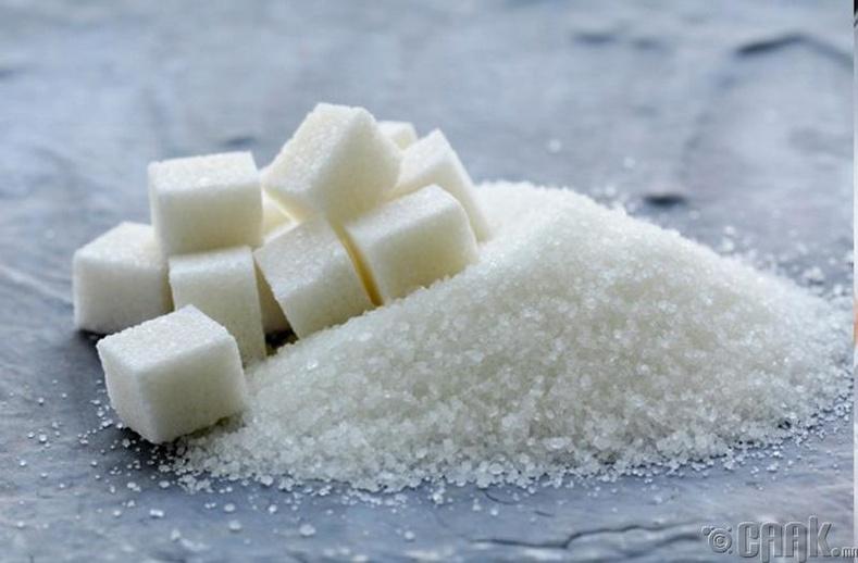 Зарим эм чихрийн шижин үүсгэдэг
