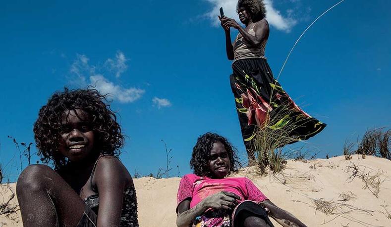 Австралийн уугуул абориген хүмүүсийн амьдрал