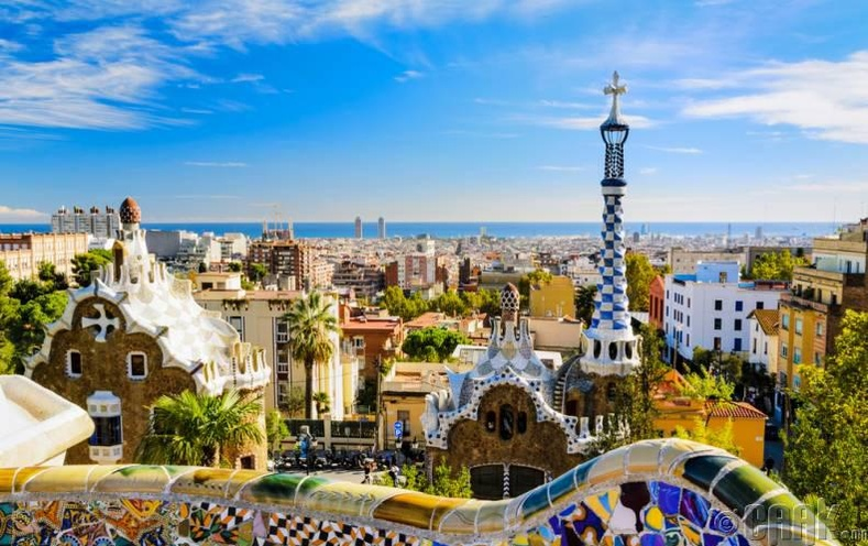 Барселона, Испани улс