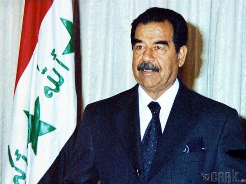 Садам Хуссейны харгислал