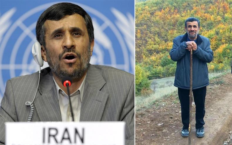 Ираны ерөнхийлөгч хоньчин болжээ