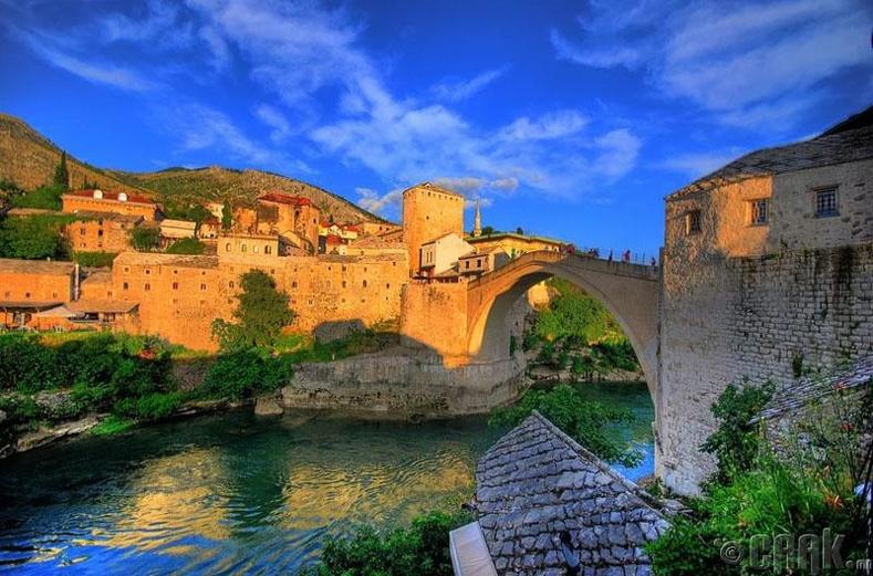 Хуучин гүүр, Босни