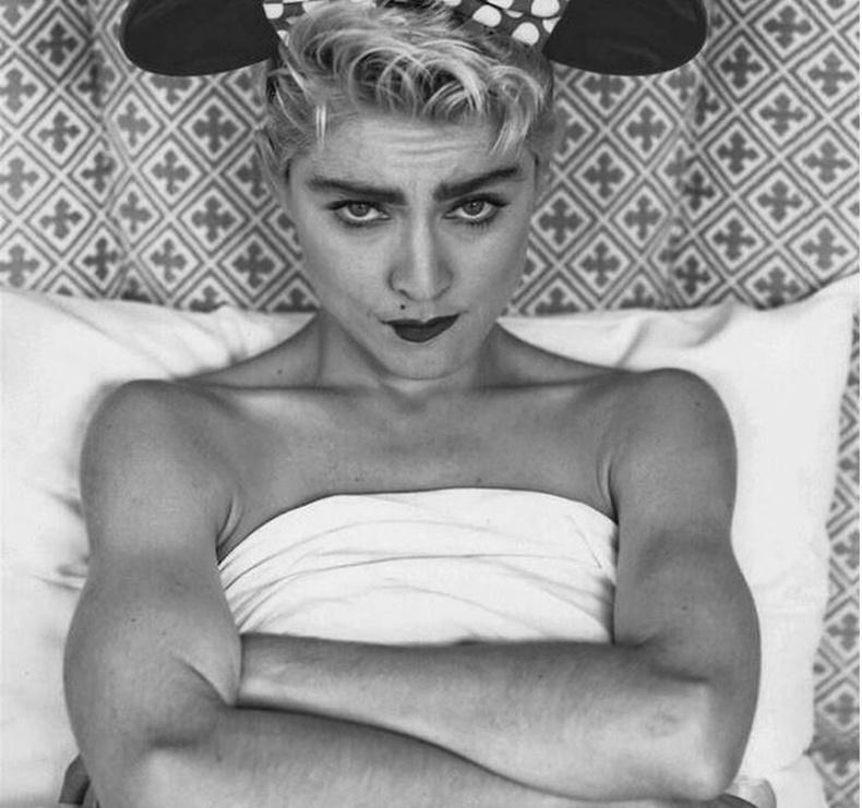 Мадонна (Madonna) - 1986 он