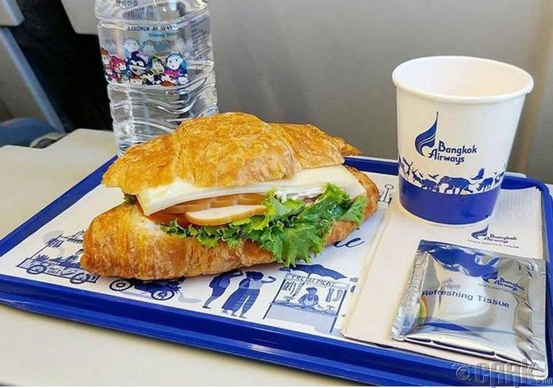 """Bangkok Airways"" - Том сэндвич"