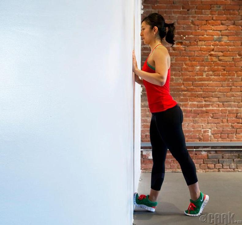 Шилбэний булчин суллах дасгал
