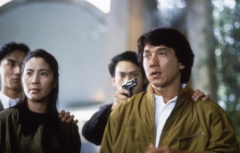 """Police Story 3: Super Cop"" (Хонконг, 1992) - 96%"
