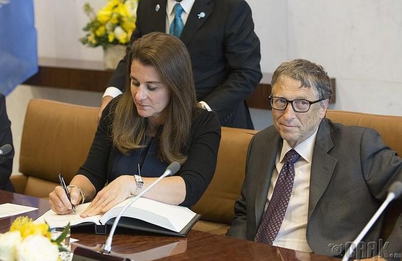 Мелинда Гейтс (Melinda Gates)