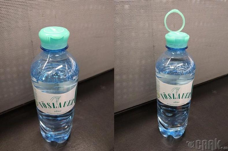 Цэвэр усны савны бариул