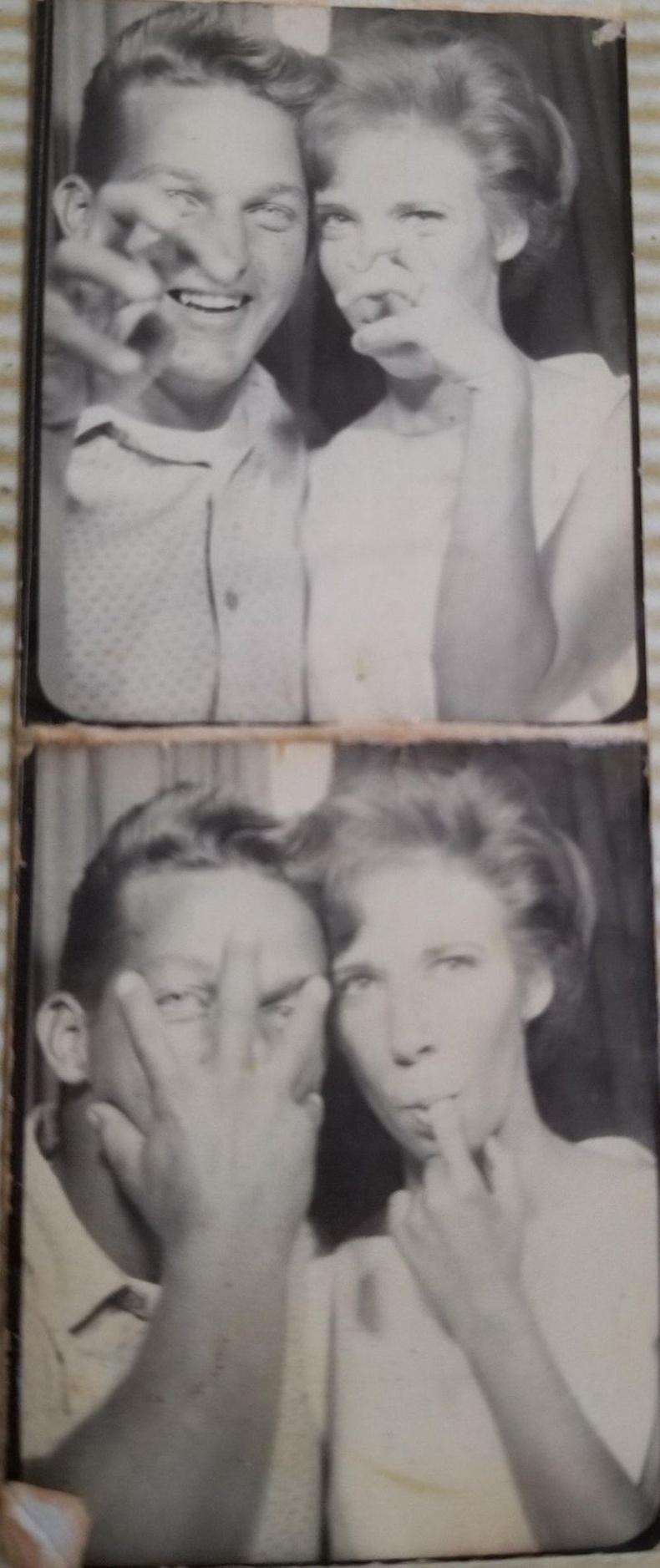 """""""Аав ээжийн анхны болзоо, 1961 он"""""""