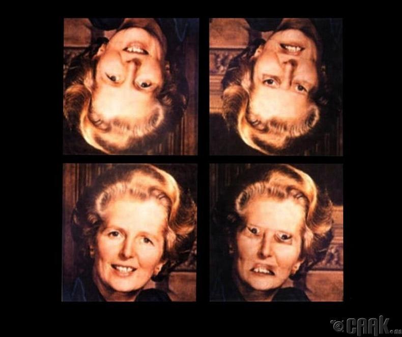 Маргарет Тэтчерийн хуурмаг зураг