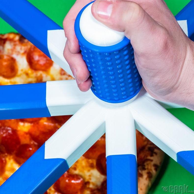 Пицца хуваагч