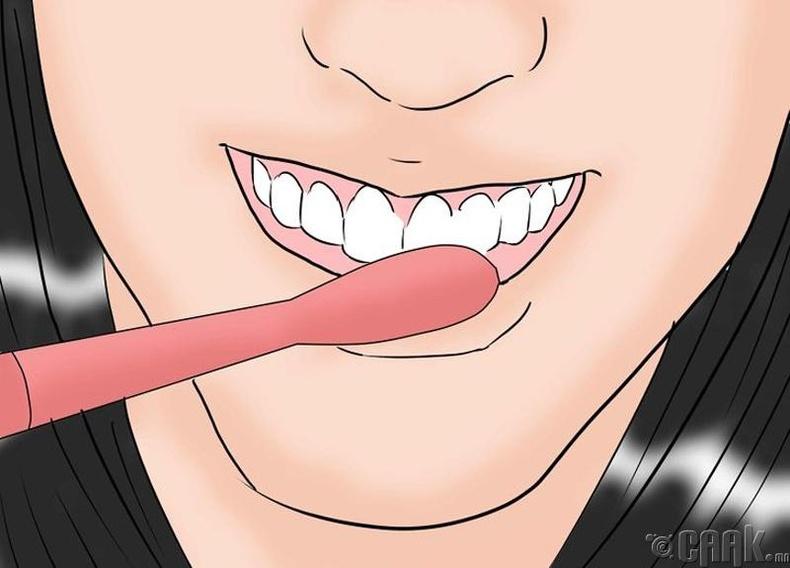Шүдээ тогтмол угаах