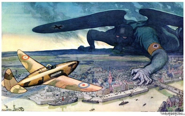 """""""Эрх чөлөө"""" - Их Британи, 1940 он"""