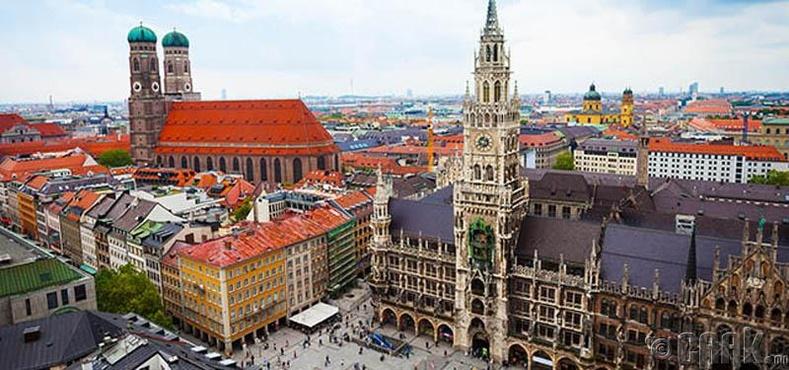 Мюнхен - Герман