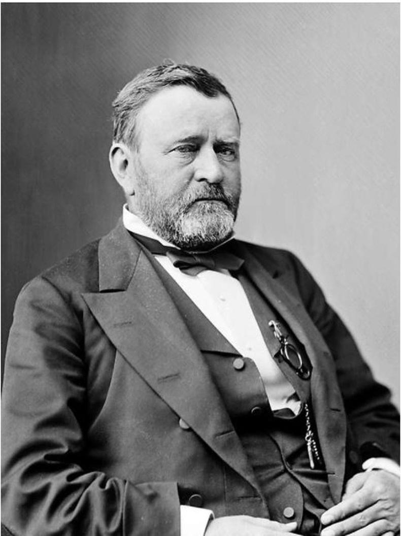 Улисс С.Грант (Ulysses S. Grant)