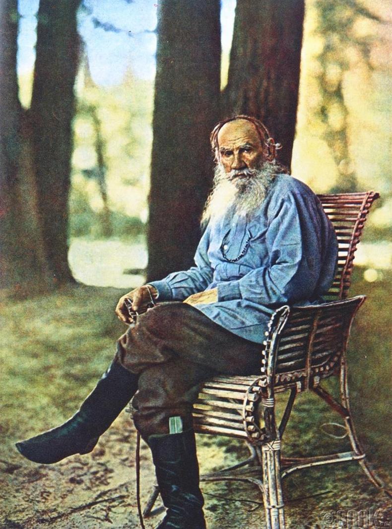 Зохиолч Лев Толстой (Leo Tolstoy)