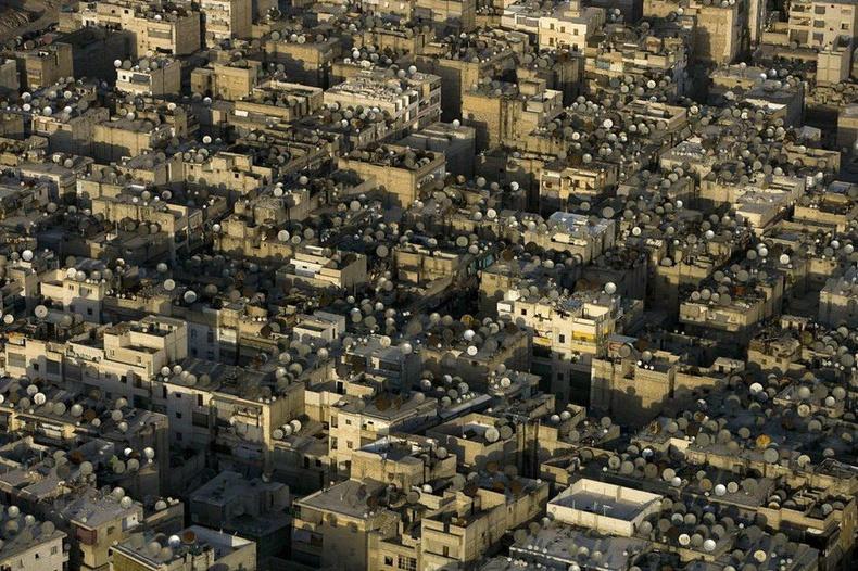 Дамаск хотын орон сууцнууд - Сири