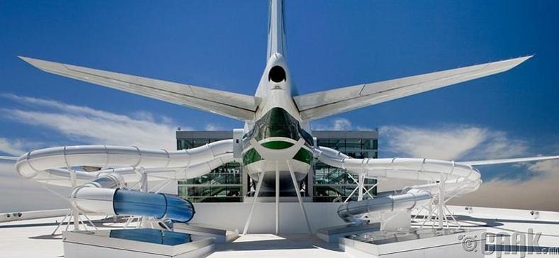 "АНУ, Орегон муж ""Boeing 747"""