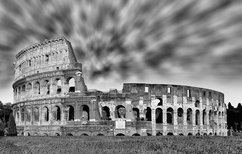Хар тугалганаас болж Ромын эзэнт гүрэн мөхсөн түүх