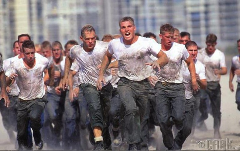 АНУ-ын тэнгисийн цэргийн SEAL арми