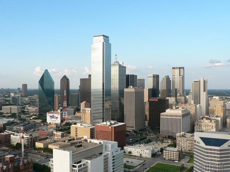 Даллас-Форт-Уорт, Техас (Dallas-Fort Worth, Texas)