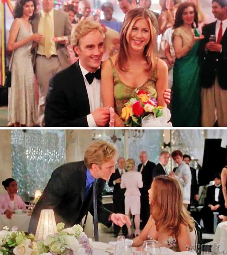 Женнифер Энистон (Jennifer Aniston) болон Жей Мор (Jay Mohr)