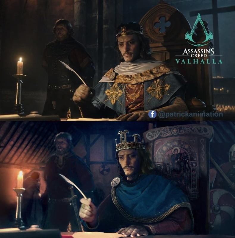 "Их Алберт хаан (Albert the Great) - ""Assassin's Creed Valhalla"""
