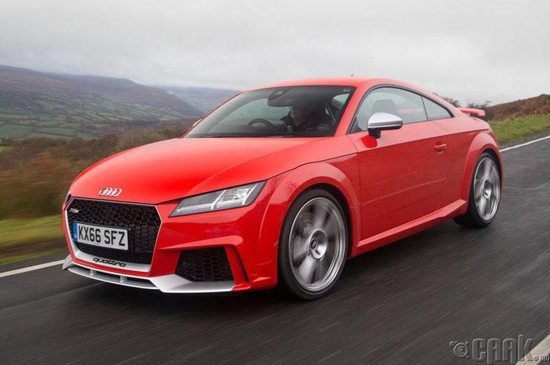 """""""Audi TT RS"""""""