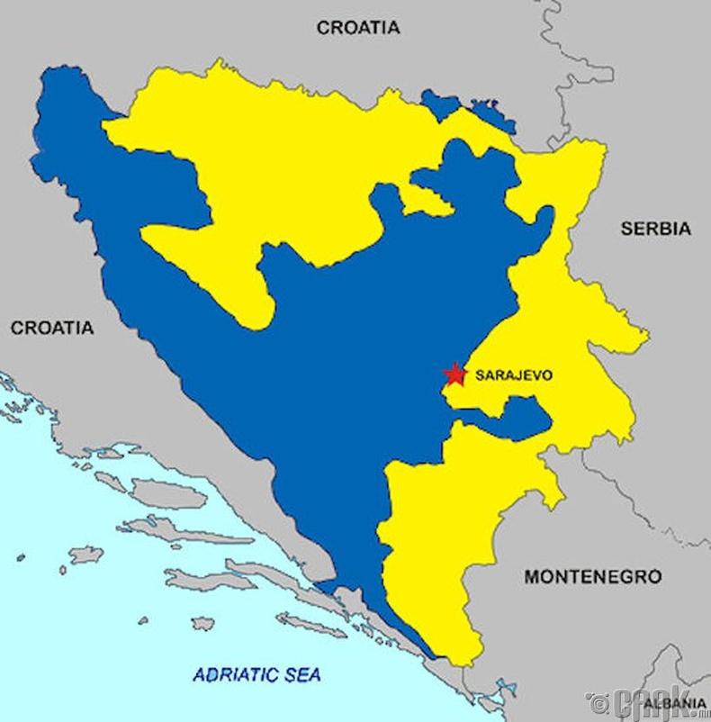 Сербскийн Бүгд найрамдах улс