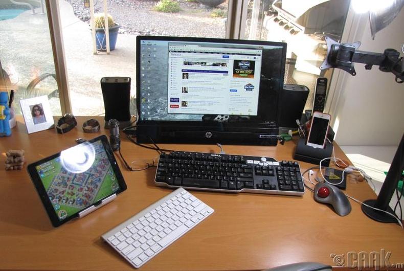 Компьютер, утас зэргээ цэгцлэх