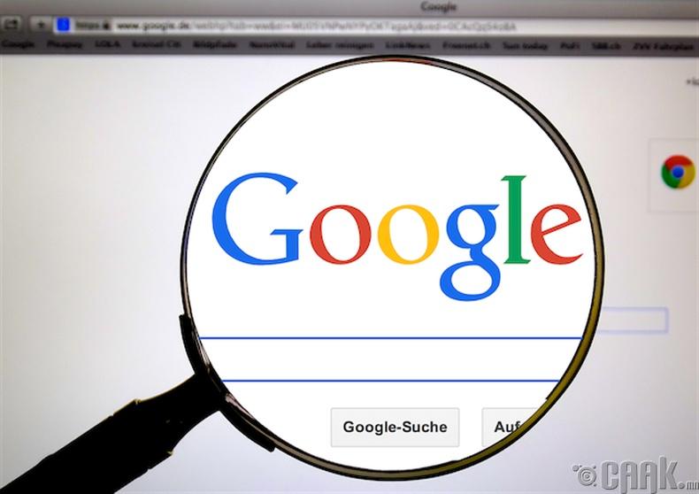 """""""Google"""" таны төсөөлснөөс ч илүү хүчирхэг"""