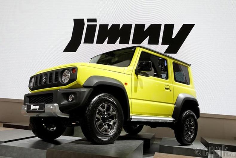 Suzuki Jimny. Үнэ: 26,000 ам.доллар