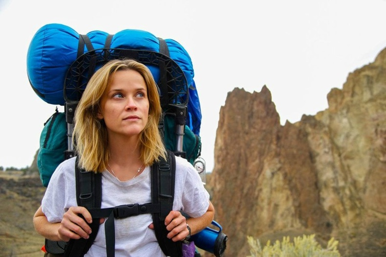 Риз Уизерспүн (Reese Witherspoon) — «Wild» (2014)