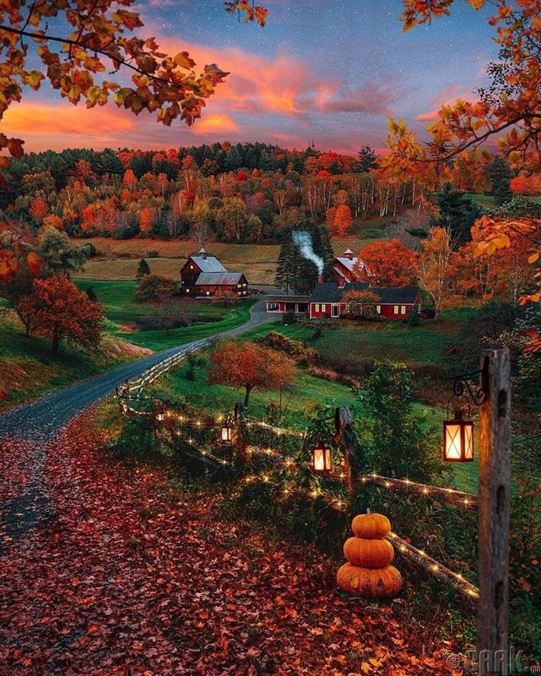 Вермонт, АНУ