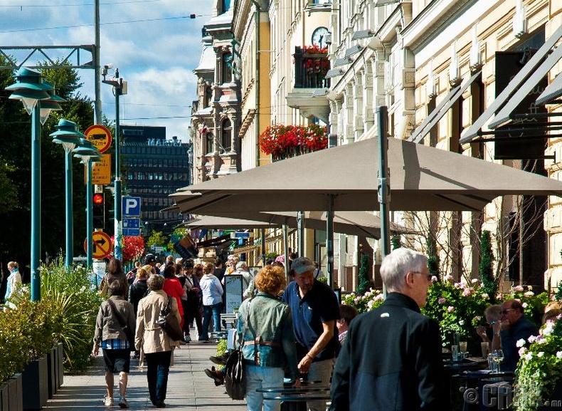 Финлянд - Хельсинк хот