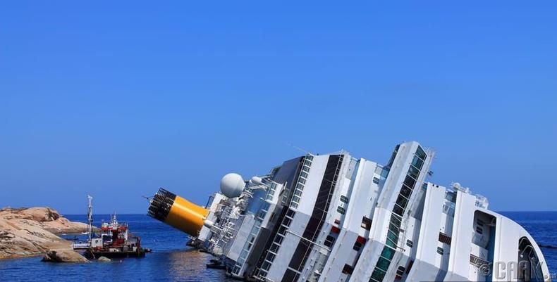 Титаникийн  дараах аймшигт осол