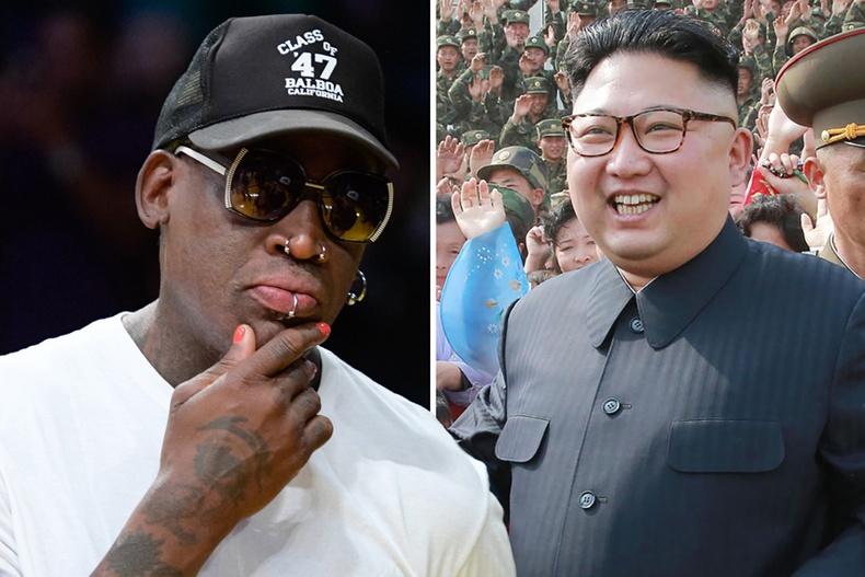 Ким Жон Уны дотны анд Деннис Родмэн удирдагч найзынхаа хувийн нууцыг дэлгэжээ