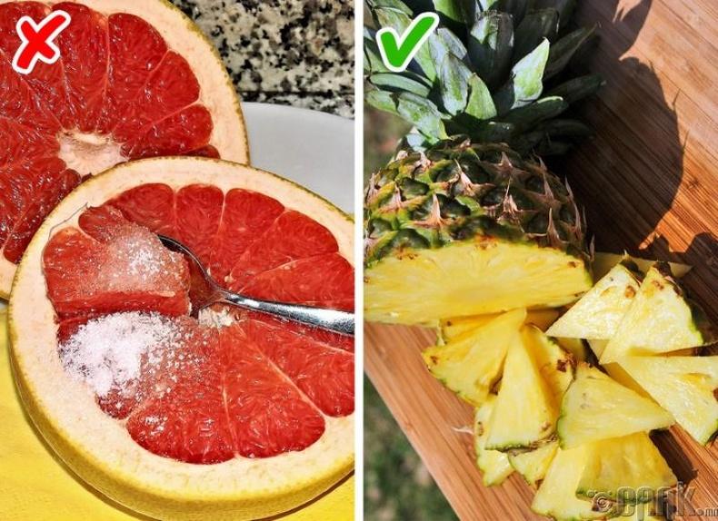 Ханиадны эм + бэрсүүт жимс