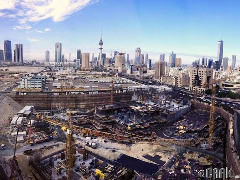Кувейт  (ДНБ: $66.673)