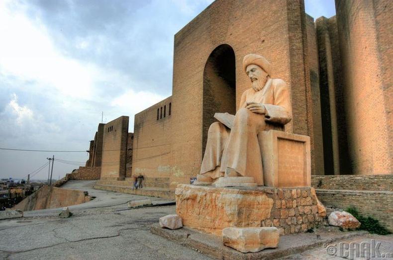 Эрбиль (Ирак) - МЭӨ 2300