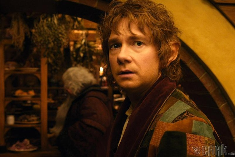 "Бильбо Бэггинс (Bilbo Baggins), ""Lord of the Rings Trilogy"""