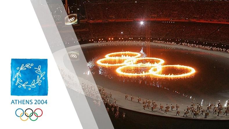 2004 оны Афины Олимп